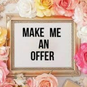 Other - All reasonable Offers Accepted🌹
